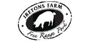 Iretons Farm telling finishings